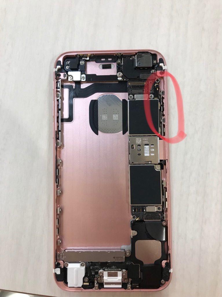 iPhone6s 内部