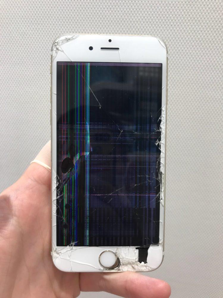 iPhone6 修理前