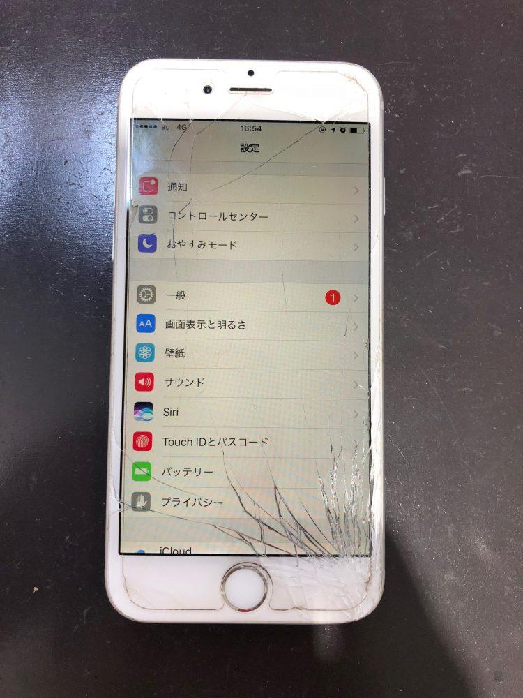 iPhone6 修理前 画像