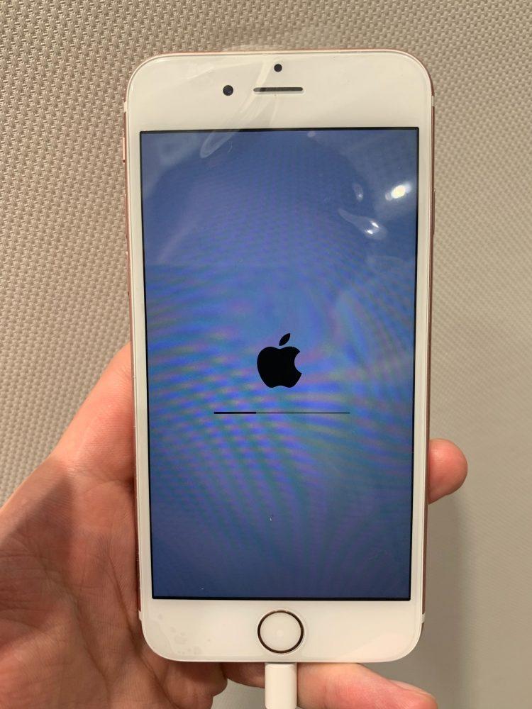 iPhone6s 初期化
