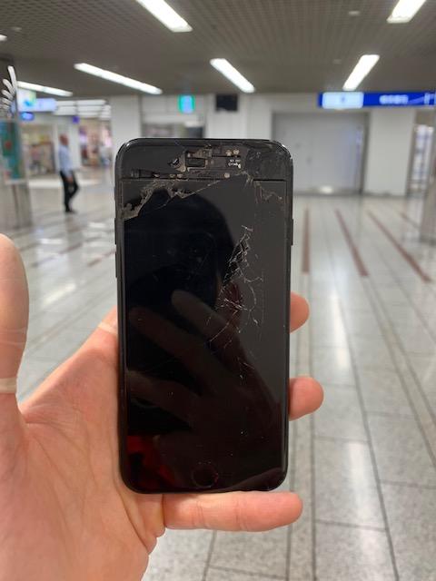 アイフォン7 ブラックアウト