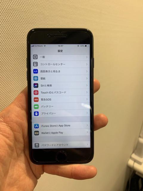iPhone8 修理後
