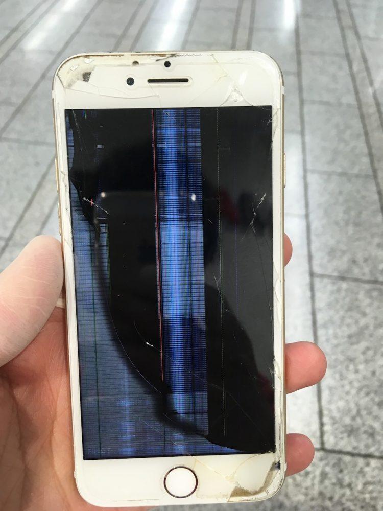 iPhone 液晶