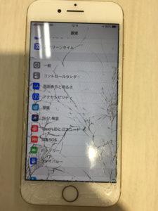 iPhone修理後画像