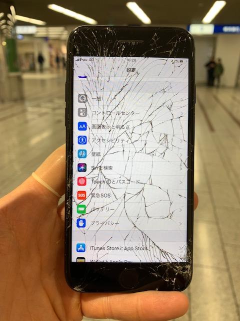 アイフォン6s 修理前