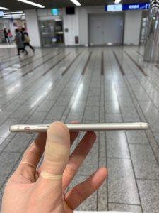 iPhone6 バッテリー 膨張