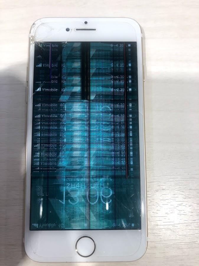 液晶交換 修理