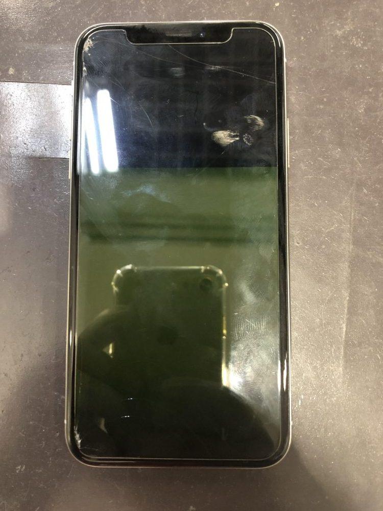 iPhone修理前画像7