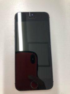 iPhone5s修理後画像