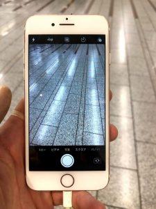 iPhone7 レンズ、カメラ交換後