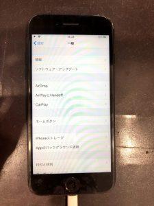 iPhone7 修理後