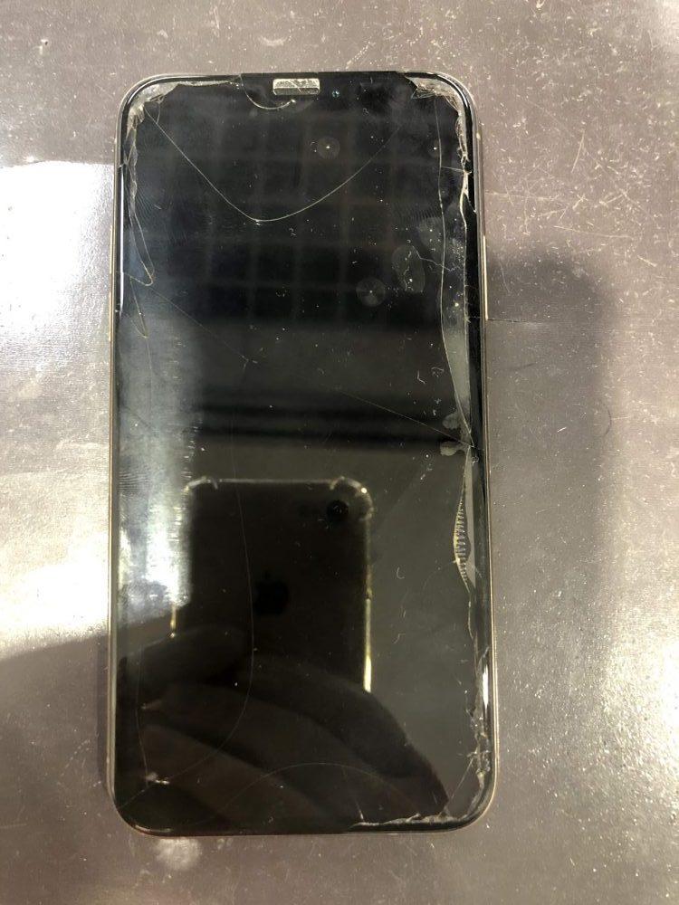 iPhoneXS 表示不可