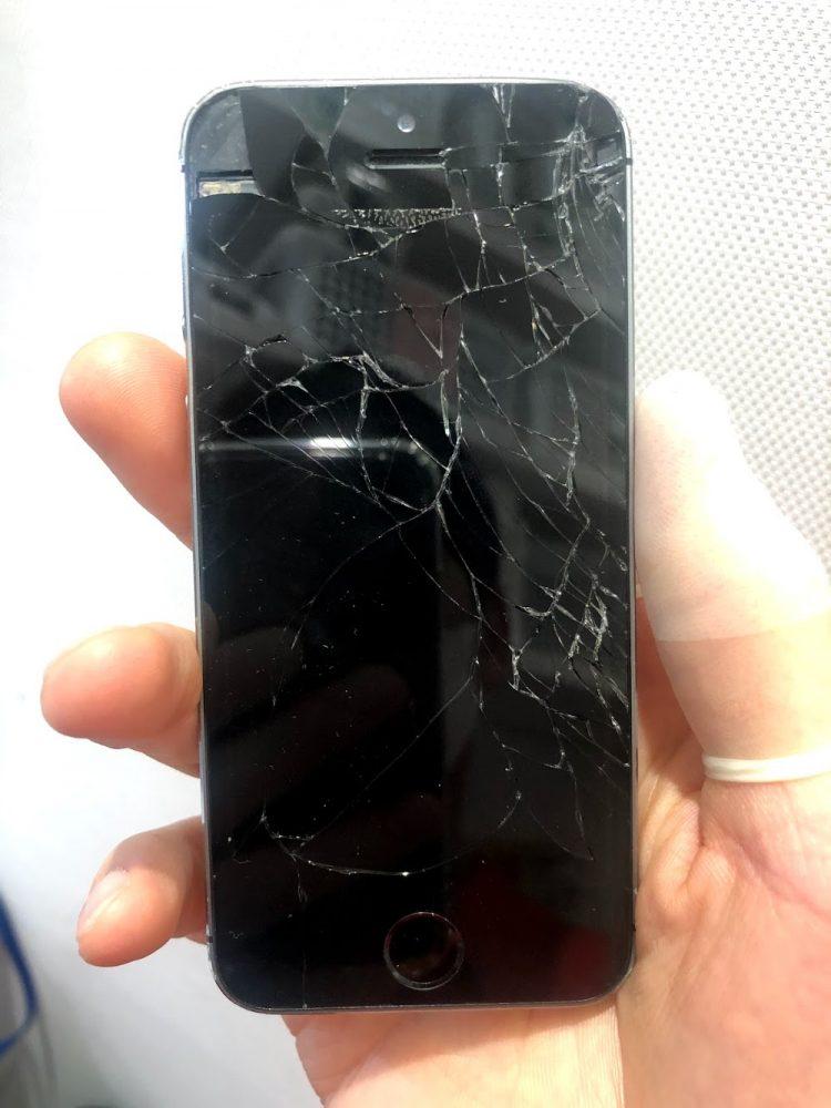 iPhone5s 修理前