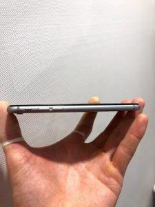 iPhone6 バッテリー交換後