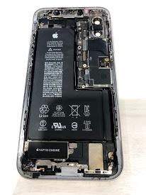 水没 iPhoneXS