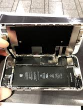 iPhone8 水没