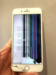 iPhone7Plus 修理前