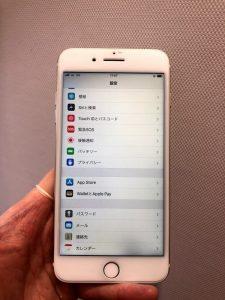 iPhone7Plus 修理後