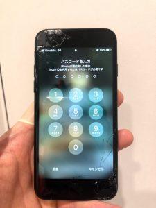 iPhone8 タッチ不可