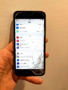タッチ不良のiPhone6s