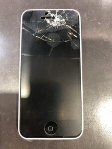 iPhone5C修理前