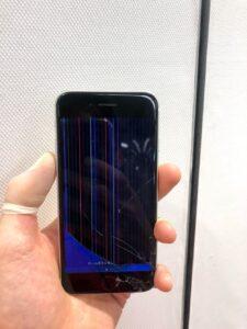 iPhoneSE2 修理前