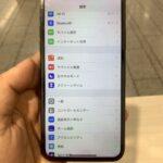 【鶴見区より】緊急事態!!iPhone11ブラックアウト。。データそのまま修理出来る!?