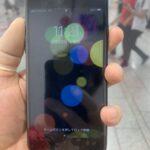 【溝の口より】iPhoneSE2画面に虹色の線!?画面割れ放置のリスクとは??