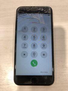 iPhone修理修理前